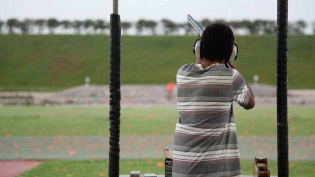 lusail shooting range Qatar
