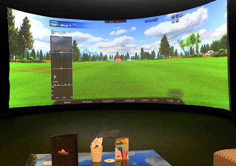 indoor golf megapolis