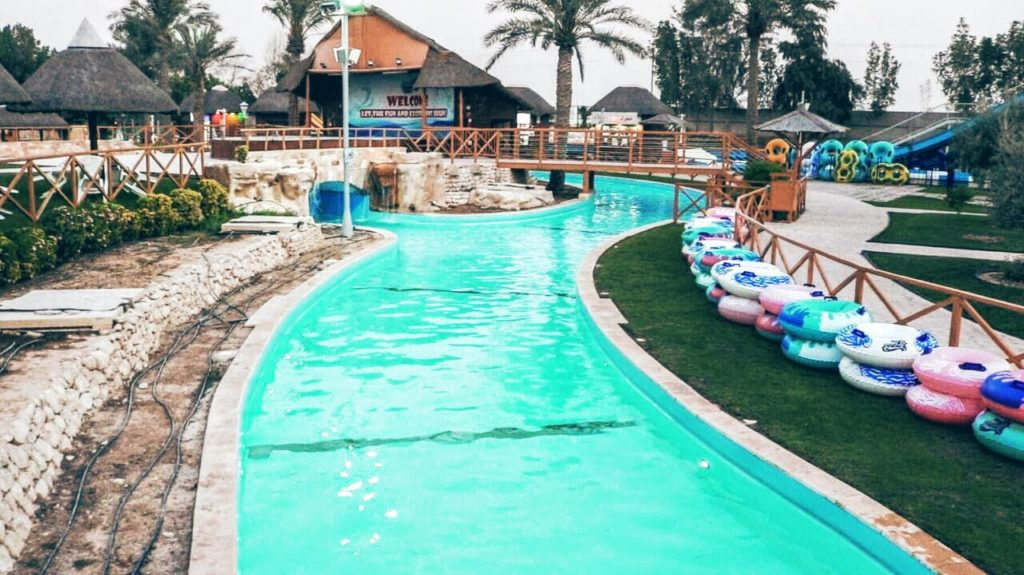 Aqua Park In Qatar Review Qatar Survival Guide